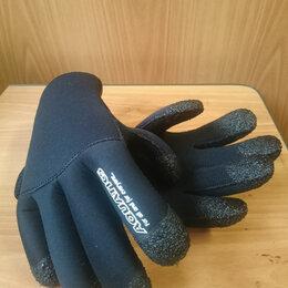 Аксессуары - Перчатки Aquatics 5 мм. Противоскользящие, 0