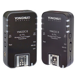 Дистанционное управление - Радиосинхронизатор Yongnuo YN622C II для Canon, 0