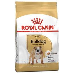 Прочие товары для животных - Royal Canin Bulldog Adult 12 кг Сухой корм для бульдогов старше 12 месяцев, 0