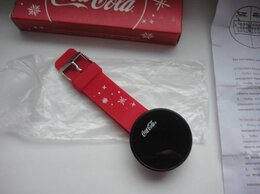 """Наручные часы - Часы сенсорные """"Coca  Cola"""", в  красном  цвете,…, 0"""