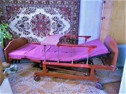 Приборы и аксессуары - Медицинская кровать для лежачих больных элек +туал, 0