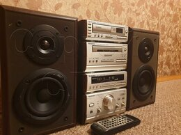 Музыкальные центры,  магнитофоны, магнитолы - Technics HD81 с пультом ду (Made in Japan), 0