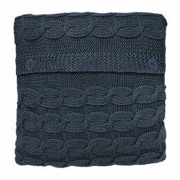 Чехлы для мебели - Чехол на подушку Nordvic вязанный 500х500 мм, 0