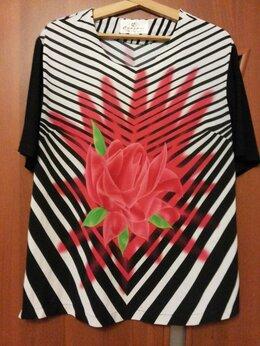 Блузки и кофточки - Красивая блузочка 60-62 размер, 0