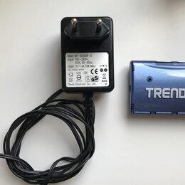 USB-концентраторы - Trendnet TU2-700, 0