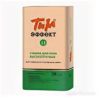 Стяжка для пола ТиМ-Эффект №10 высокопрочная 30 кг по цене 310₽ - Строительные смеси и сыпучие материалы, фото 0