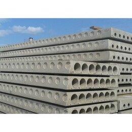Железобетонные изделия - Плиты перекрытия ПК 75-12, 0