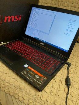 Ноутбуки - MSI GL63-8RD , 0