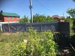 Заборчики, сетки и бордюрные ленты - Забор металлический ( замер, изготовление,…, 0
