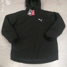 Куртки - Куртка зимняя Puma (новая) , 0