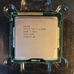 Процессоры (CPU) - Процессор Intel Core i5 2500k,  Материнская…, 0