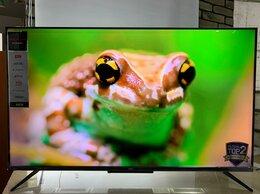 """Телевизоры - Телевизор 50"""" с управлением без рук и интеллектом, 0"""