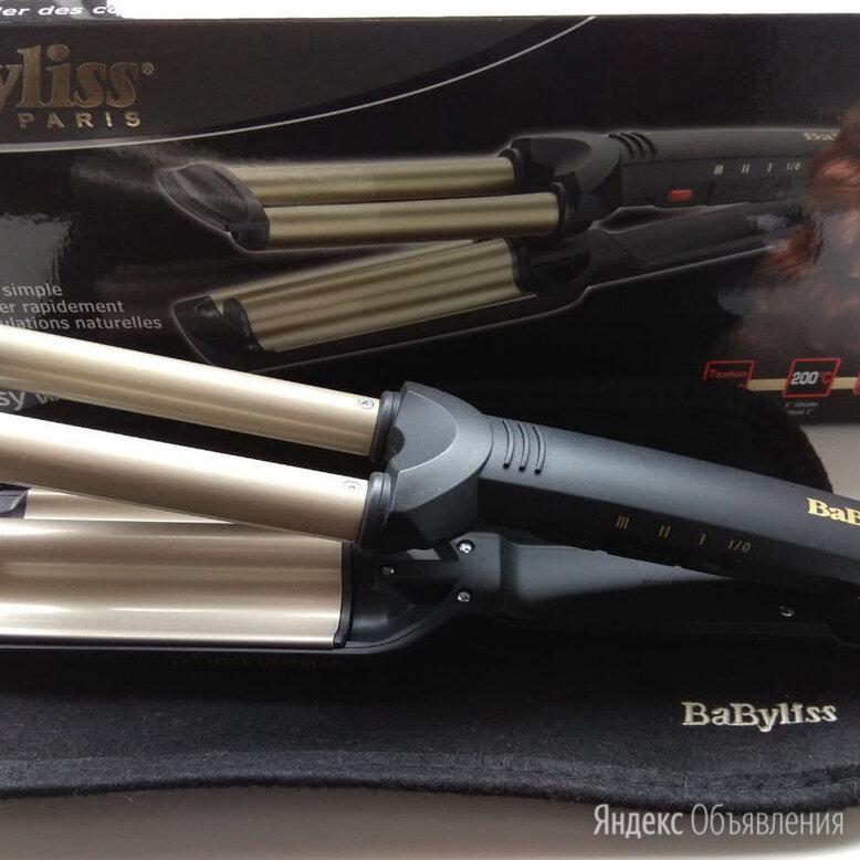 Щипцы-плойка BaByliss C260E  по цене 2700₽ - Щипцы, плойки и выпрямители, фото 0