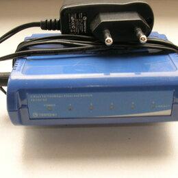 Проводные роутеры и коммутаторы - Неуправляемые 5-портовые коммутаторы (свичи/switch)10/100, 0