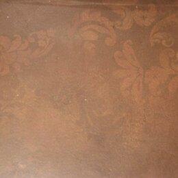 Керамическая плитка - Плитка напольная 2 шт и обрезки, 0