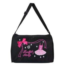 Рюкзаки, ранцы, сумки - Спортивная сумка для девочек, 0