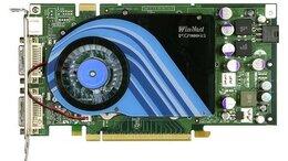 Видеокарты - Видеокарта PCI-E 256Mb GeForce Fx7900Gs Leadtek , 0
