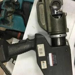 Аппараты для сварки пластиковых труб - Аккумуляторный опрессовщик REC, 0