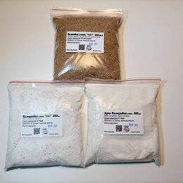 Прочие товары для животных - Комплект Три смеси по 350 мл для улиток: кальциевая, белковая и зерно-кальциевая, 0