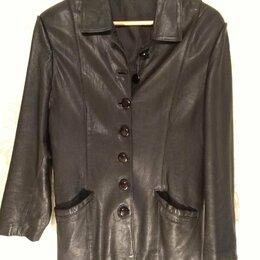 Куртки - Пиджак натуральная кожа, 0