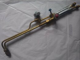 Газовые горелки, паяльные лампы и паяльники - Газовый резак, 0