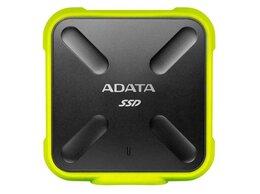 Внутренние жесткие диски - Твердотельный диск 256GB A-DATA SD700 External USB, 0