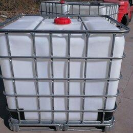 Баки - Еврокубы 1000 литров на металлическом поддоне, 0