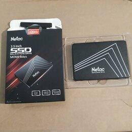 Внешние жесткие диски и SSD - 120 ГБ SSD-накопитель Netac, 0