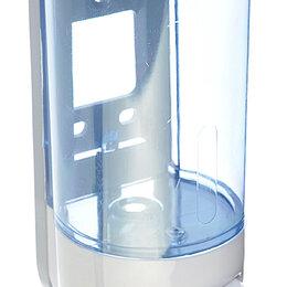 Мыльницы, стаканы и дозаторы -  Дозатор для жидкого мыла, настенный 8*8*17,5см, 400мл, 0