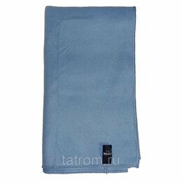 Полотенца - Tramp полотенце туристическое Енисей Плюс (синий), 0