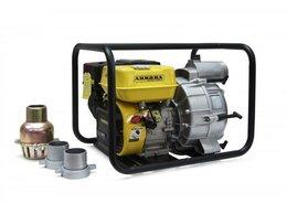 Мотопомпы - Мотопомпа для грязной воды АМР 80 D, 0