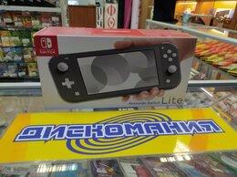 Игровые приставки - Nintendo Switch Lite (Серый), 0
