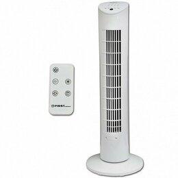 Вентиляторы - Вентилятор напольный FIRST FA-5560-1 White, 0