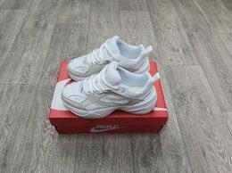 Кроссовки и кеды - Кроссовки Nike M2K Tekno White, 0