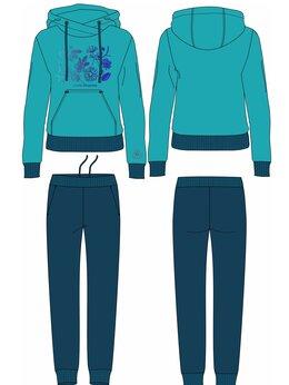 Спортивные костюмы и форма - Детские спортивные костюмы для девочек хлопковые…, 0