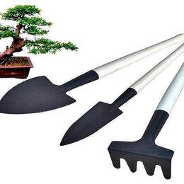 Прочий инвентарь и инструменты - Набор инструментов для комнатных растений (бонсай), 0