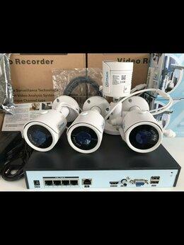 Готовые комплекты - iP Комплект видеонаблюдения 5мП Poe , 0