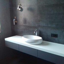 Дизайн, изготовление и реставрация товаров - Тумбы нестандартных размеров для ванных, 0