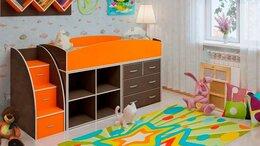 Кровати - Детская кровать-чердак Дм52, 0