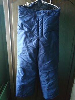 Одежда - Брюки рабочие зимние утепленные разм. 48-50 , 0