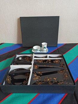 Принадлежности для суши - Набор для суши из 8 предметоа новый, 0
