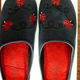 Домашняя обувь - Тапочки женские, 0