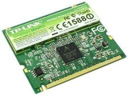 Оборудование Wi-Fi и Bluetooth - Wi-Fi адаптер TP-Link TL-WN861N, 0