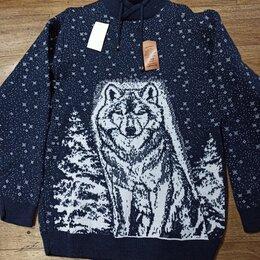 Свитеры и кардиганы - Вязанный свитер., 0