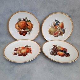 Посуда - Четыре тарелки Rosenthal, Германия, 1919 - 1935 гг, 0