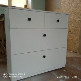 Комоды - Белый комод, 0