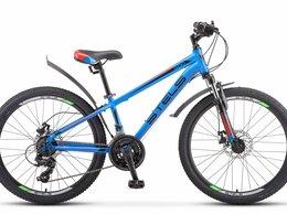 Велосипеды - Велосипед STELS Navigator 400 MD 24″ F010 (2021), 0
