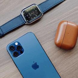Мобильные телефоны - iPhone 12 Pro Max Pacific Blue 512gb новые Ростест, 0