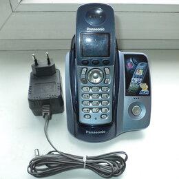 Радиотелефоны - Телефон Dect Panasonic KX-TCD305RU, 0