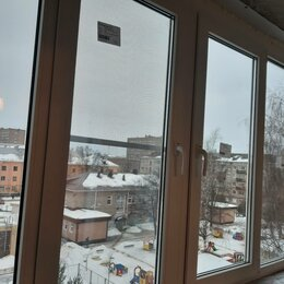 Окна - Остекление балкона или лоджии от компании Идеал, 0